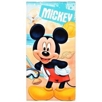 Plážová osuška Mickey Mouse - potápěč