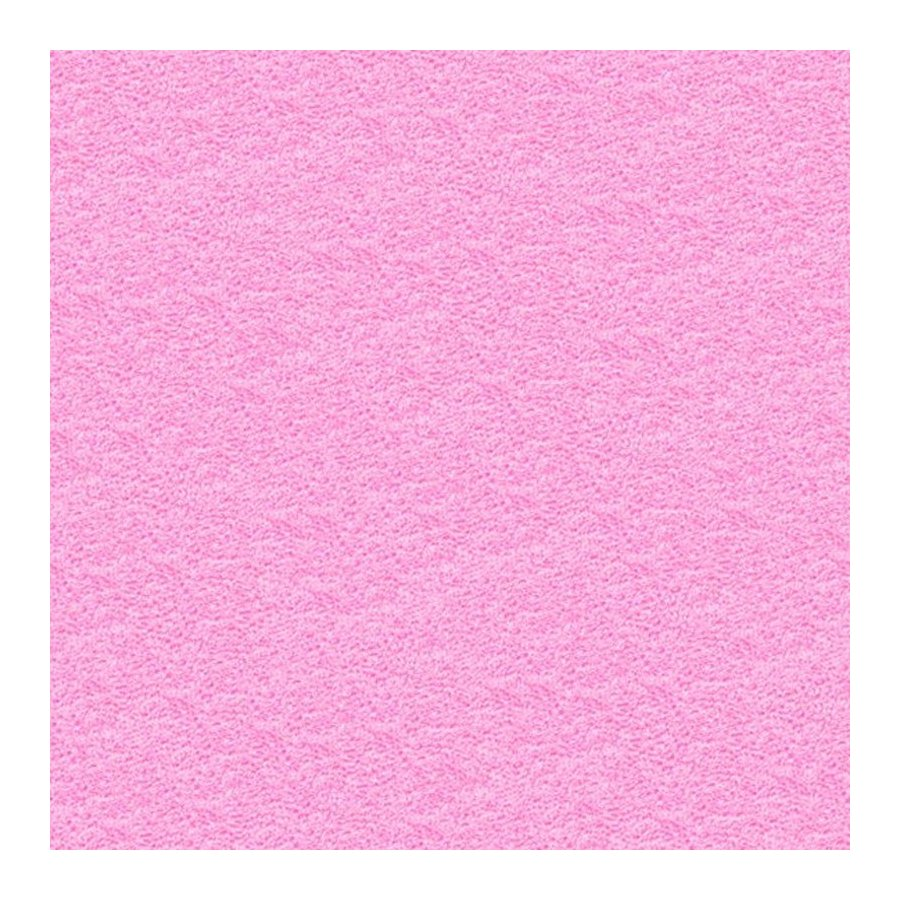 Froté prostěradlo - 90 x 200 cm - růžové