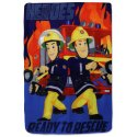 Fleecová deka Požárník Sam - Heroes
