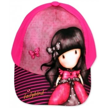 Dívčí kšiltovka Ladybird - Santoro London - Gorjuss