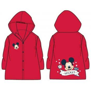 Dětská pláštěnka Mickey Mouse - Disney - červená