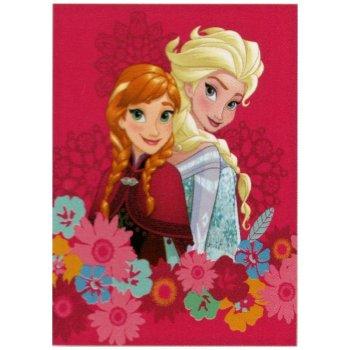 Dětská flísová deka Ledové království - Frozen