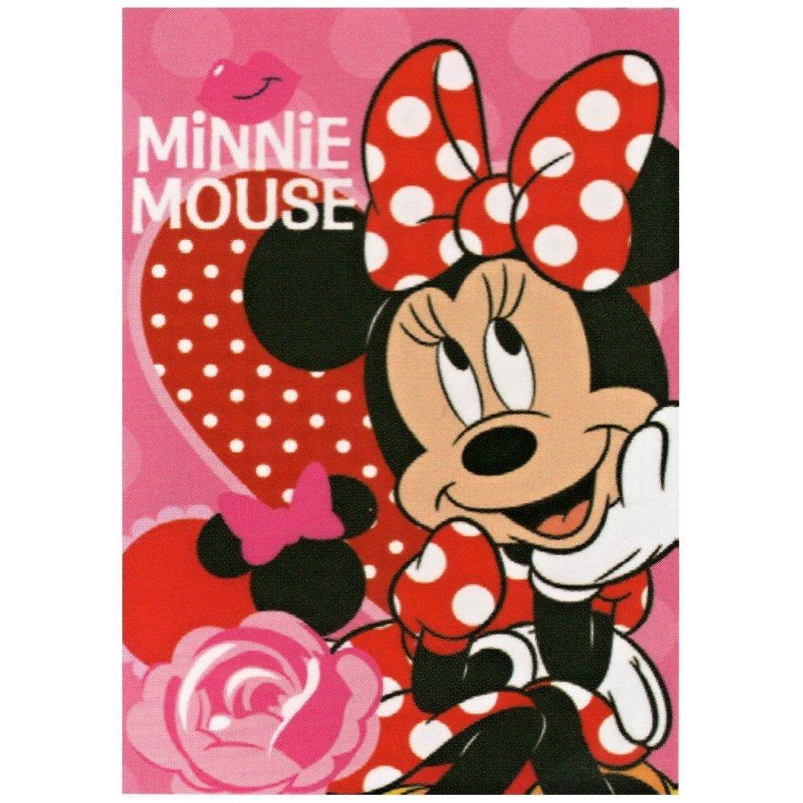 Dětská flísová deka Minnie Mouse - Disney