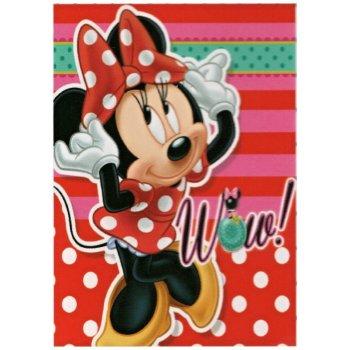 Dívčí flísová deka Minnie Mouse - WOW