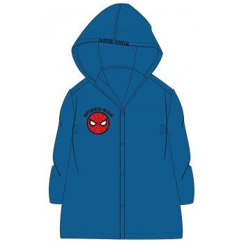 Dětská pláštěnka Spiderman - modrá navy