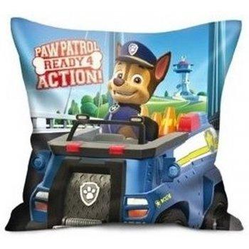 Polštář Tlapková patrola - Chase připraven do akce
