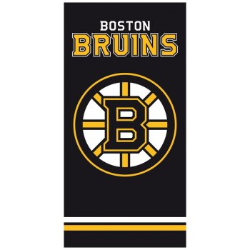 Hokejová bavlněná osuška NHL Boston Bruins