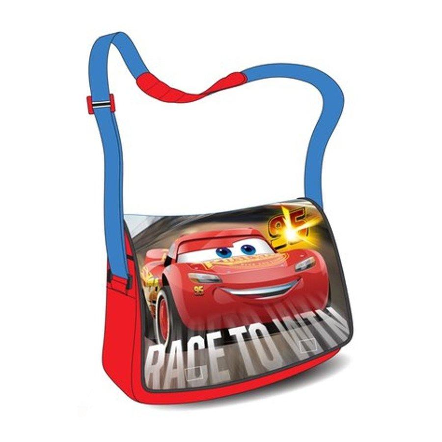 Velká taška přes rameno Auta - Cars