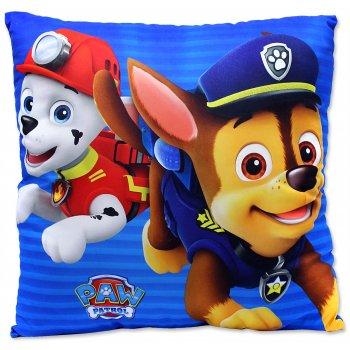 Dětský polštář Tlapková patrola - Marschall a Chase