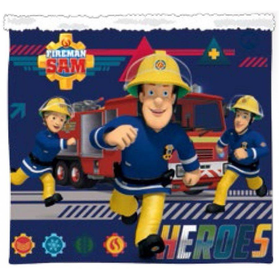 Chlapecký zimní nákrčník Požárník Sam