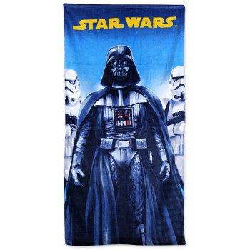 Plážová osuška Star Wars - Darth Vader a Stormtroopeři