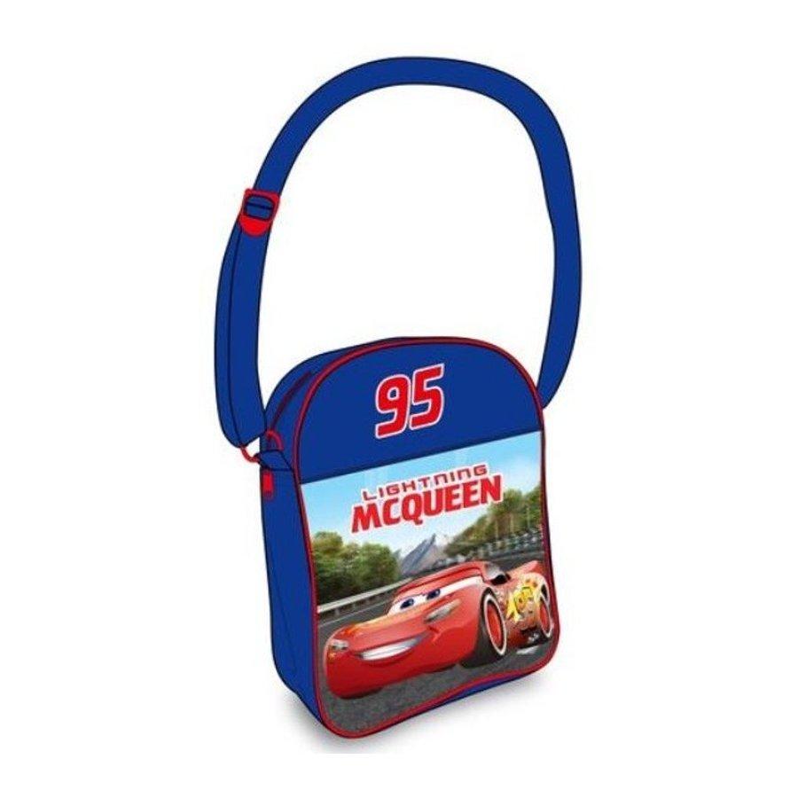 Taška přes rameno Auta - McQueen 95
