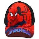 Kšiltovka Spiderman - černá