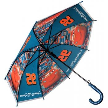 Dětský vystřelovací deštník Auta 3 - Blesk McQueen 95