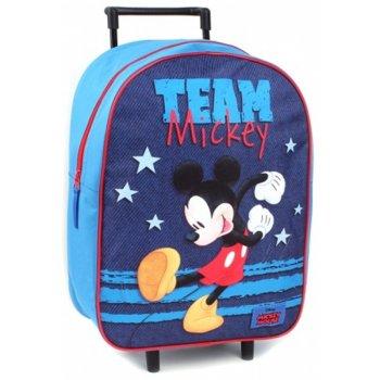 Dětský cestovní kufr na kolečkách Mickey Mouse - Disney