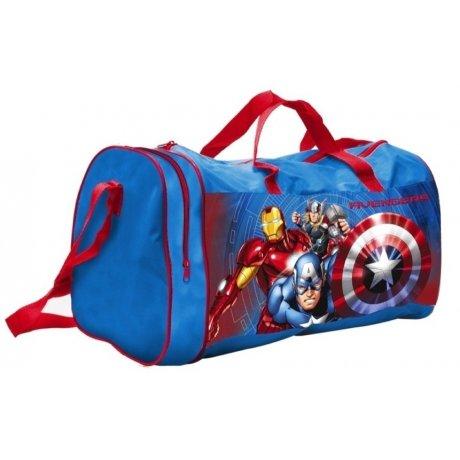 Sportovní taška s boční kapsou Avengers