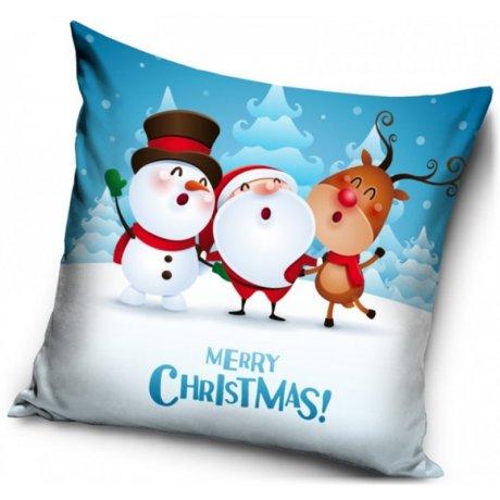 Povlak na polštář Vánoční koleda