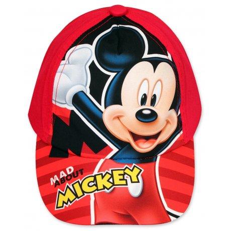 Kšiltovka Mickey Mouse - Disney - červená