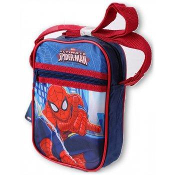 Kabelka přes rameno s přední kapsou Spiderman