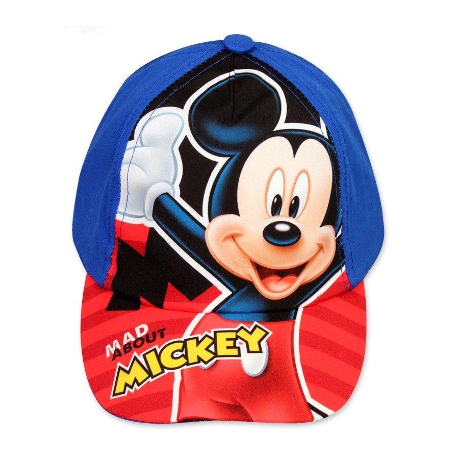 Kšiltovka Mickey Mouse - Disney - modrá