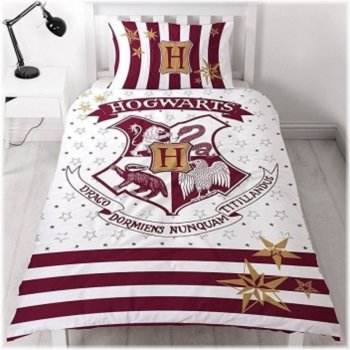 Bavlnění ložní povlečení Harry Potter - Hogwarts