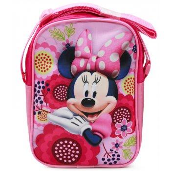 Kabelka přes rameno Minnie Mouse s květy - Disney