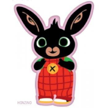 Tvarovaný polštář Zajíček Bing Bunny - růžový