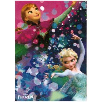 Fleecová deka Ledové království - Anna a Elsa