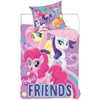 Bavlněné ložní povlečení My Little Pony - Perfect friends