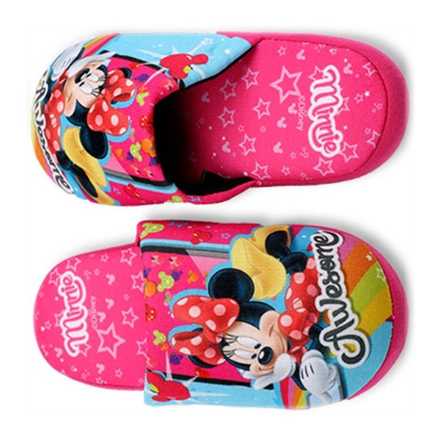 Dívčí pantofle Minnie Mouse - Disney