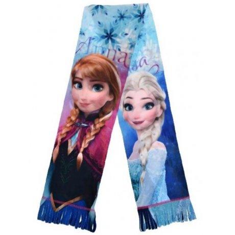Dívčí zimní šála Ledové království - Frozen