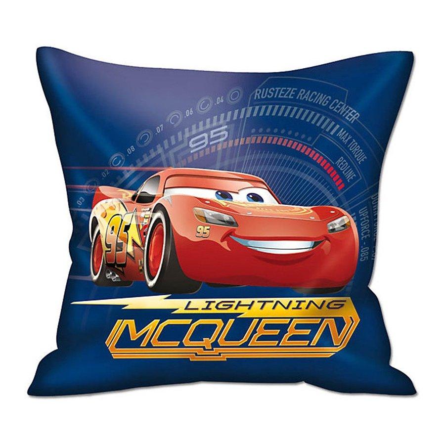 Polštář Cars - Lightning McQueen
