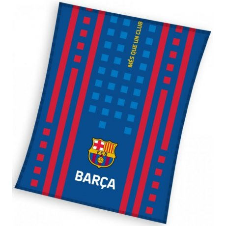 Deka fleece FC Barcelona - Camino