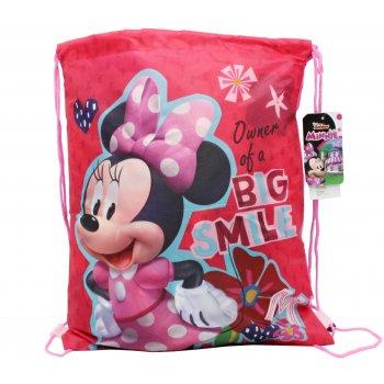 Sáček na přezůvky Minnie Mouse - Big Smile