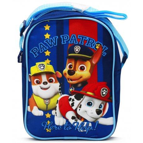 Chlapecká taška přes rameno Tlapková patrola - Here to Help!