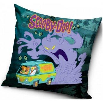 Povlak na polštář Scooby-Doo - Strašidelný výlet
