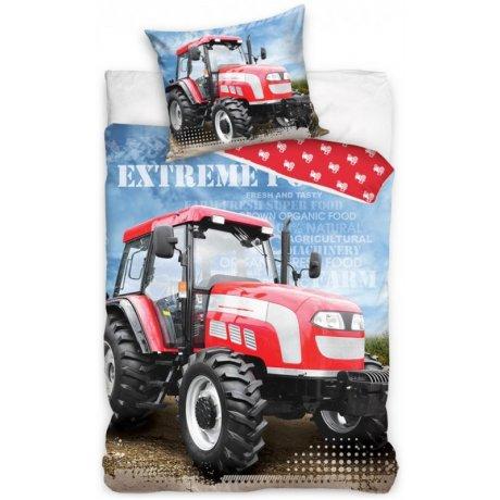 Bavlněné ložní povlečení Traktor - Extreme Power