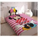 Bavlněné povlečení Minnie Mouse - Disney
