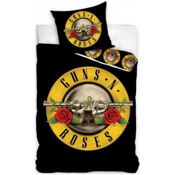 Bavlněné ložní povlečení Guns N' Roses