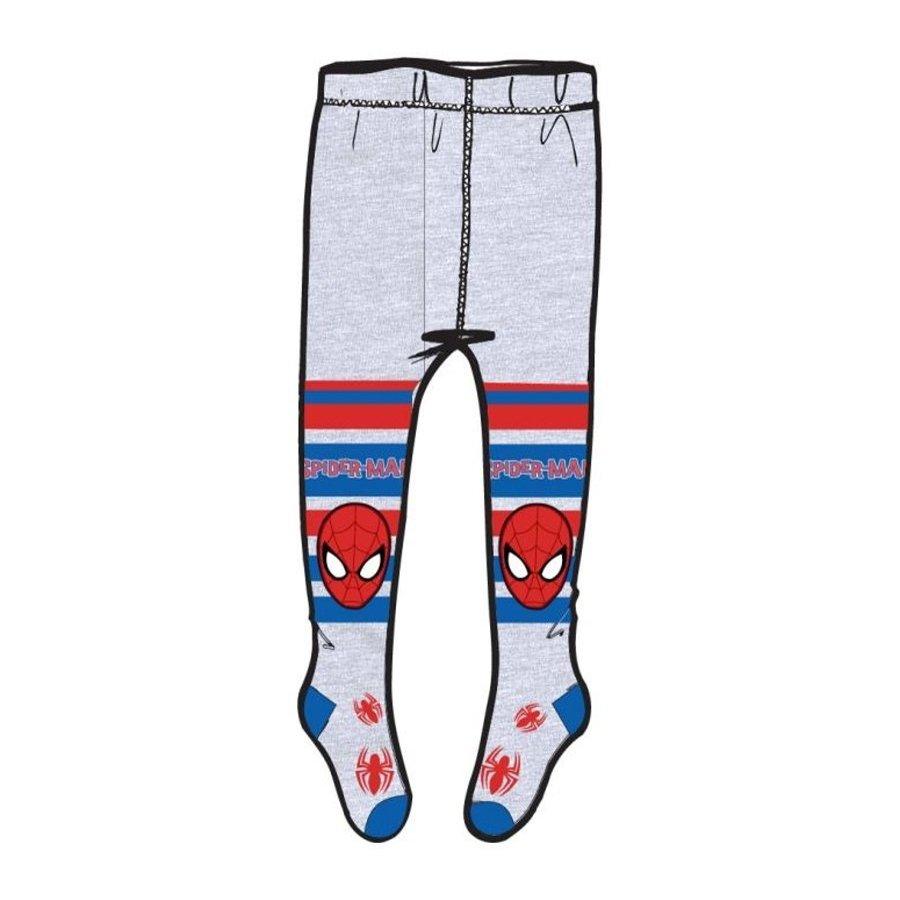 Chlapecké punčocháče Spiderman - šedé