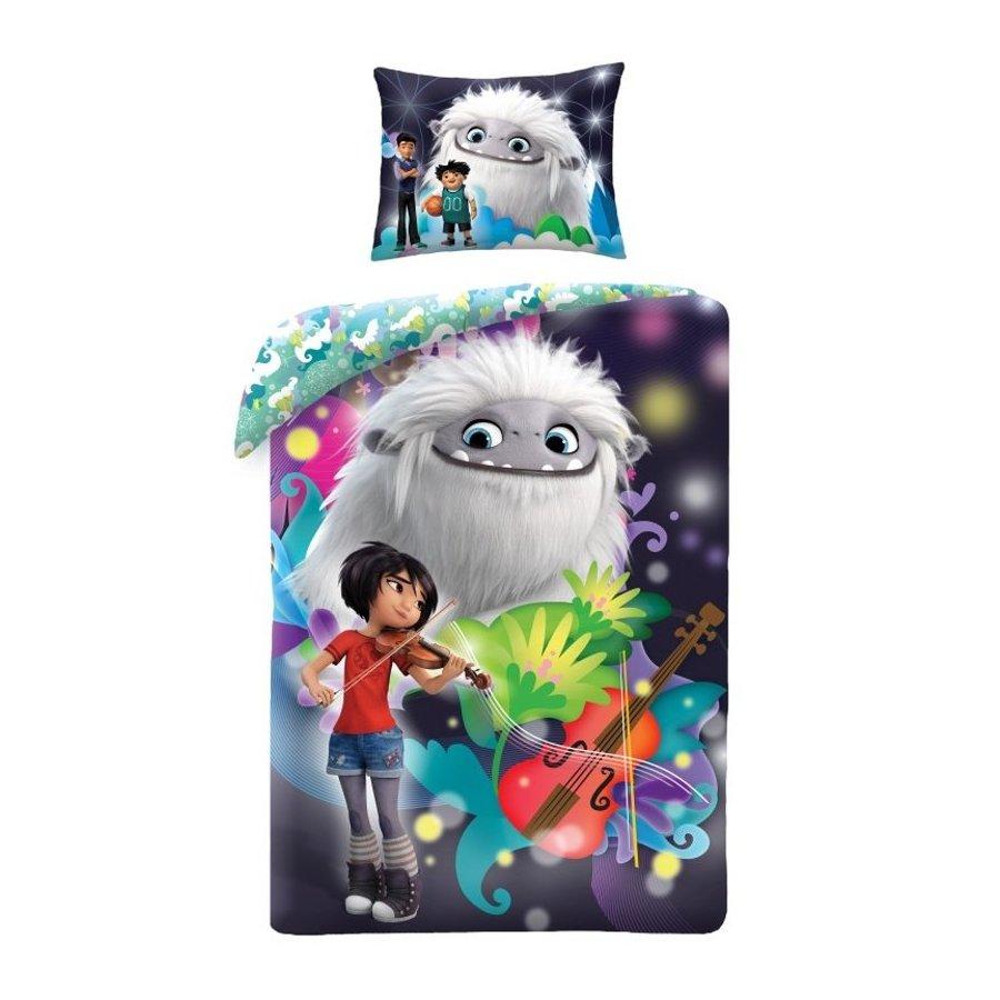 Dětské ložní povlečení Sněžný kluk - Abominable