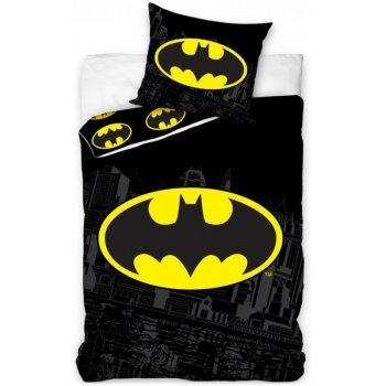 Bavlněné ložní povlečení Batman - Gotham City