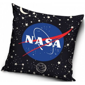 Povlak na polštář NASA - černý vesmír