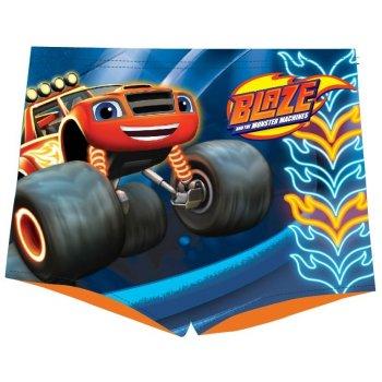 Chlapecké plavky boxerky Monster Truck Plamínek - Blaze