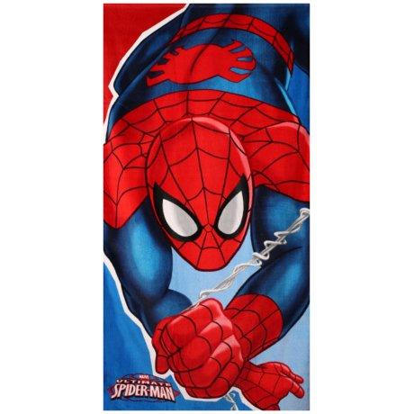 Bavlněná plážová osuška Spider-man