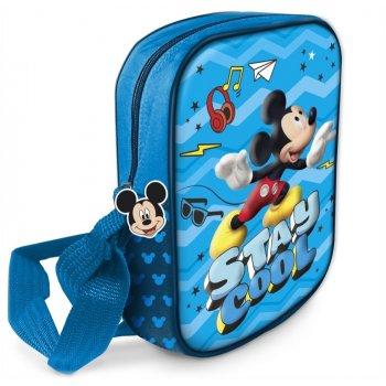 Taška přes rameno s 3D obrázkem Mickey Mouse - Disney