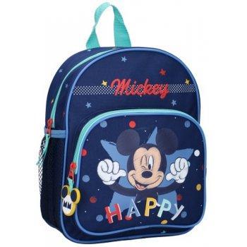 Dětský batoh s přední kapsou Mickey Mouse - Happy