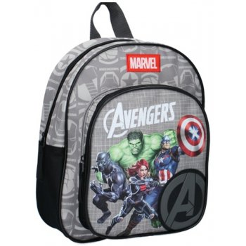 Dětský batoh s přední kapsou Avengers