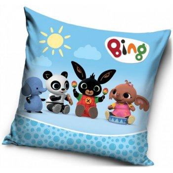 Dětský polštář Zajíček Bing a kamarádi