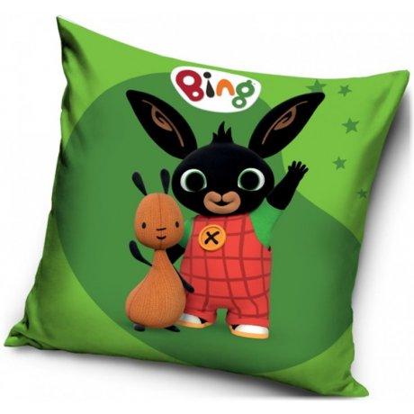 Dětský polštář Zajíček Bing a Flop